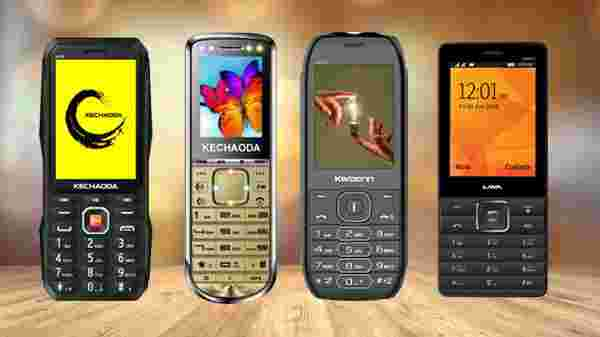 List Of Features Phones Available To Buy In India