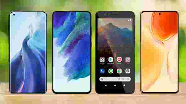 Upcoming Smartphones Expected To Launch In September 2021